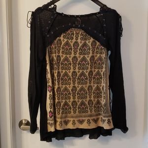 New Romantics by Free People Long Sleeve Top